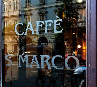 Du caffè à Trieste
