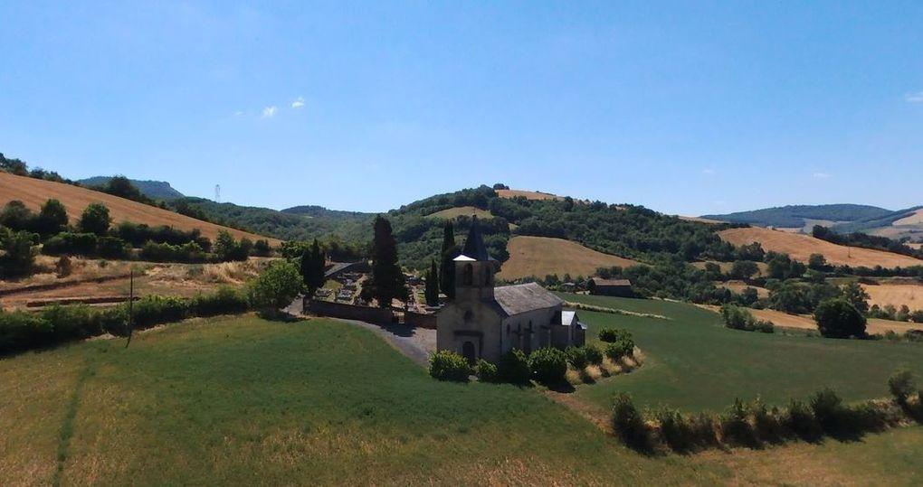 Bournac et son église