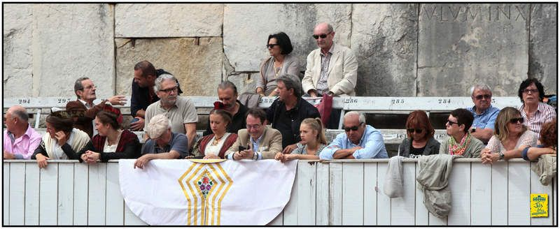 ... ARLES ... FERIA DU RIZ 2015 ... DIMANCHE 13 SEPTEMBRE (MATIN) ... UNE NOVILLADA INTERESSANTE ...