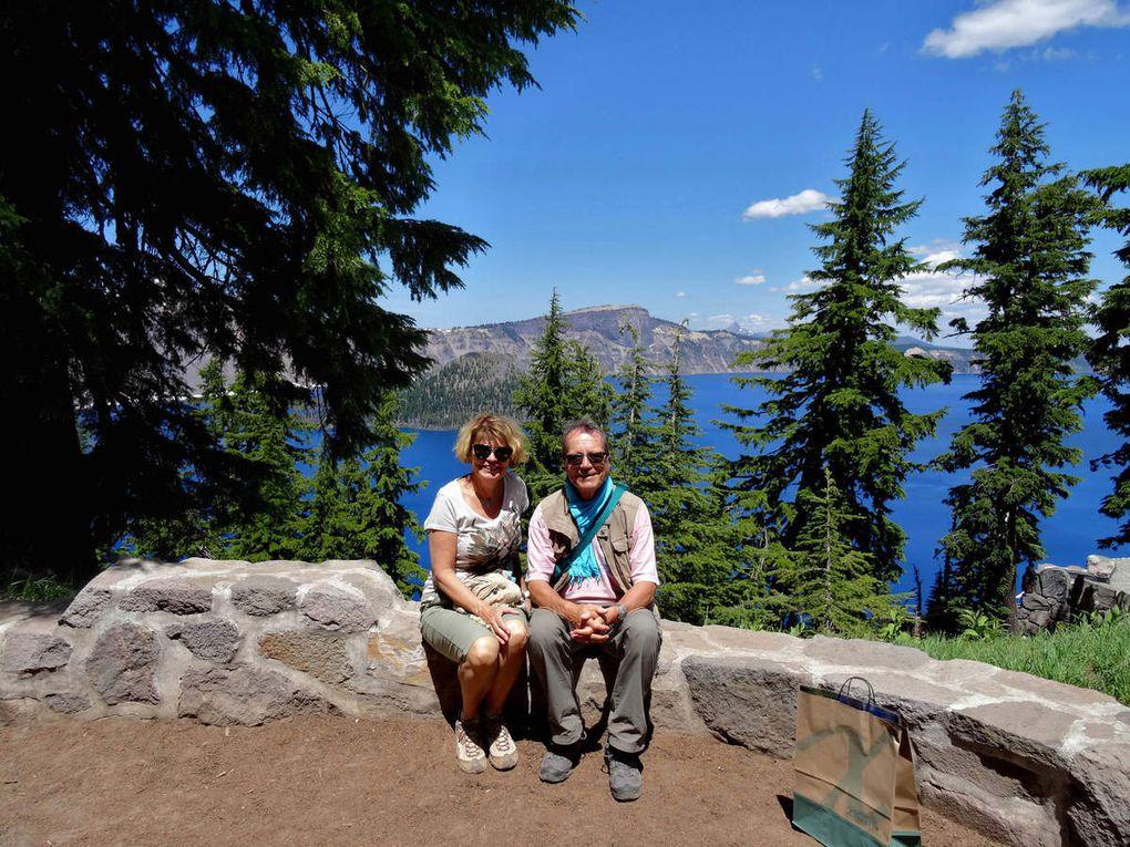Crater Lake et nous...