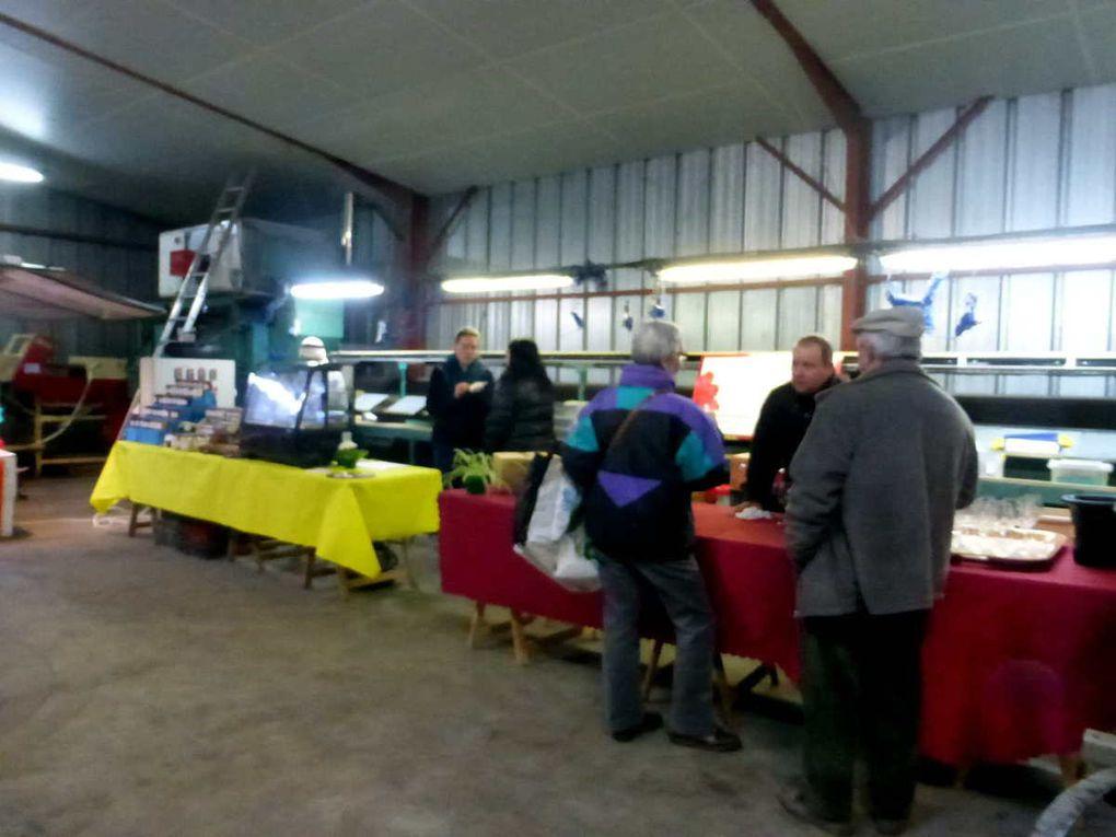 Saint-Christophe-sur-le-nais : Vente de produits régionaux