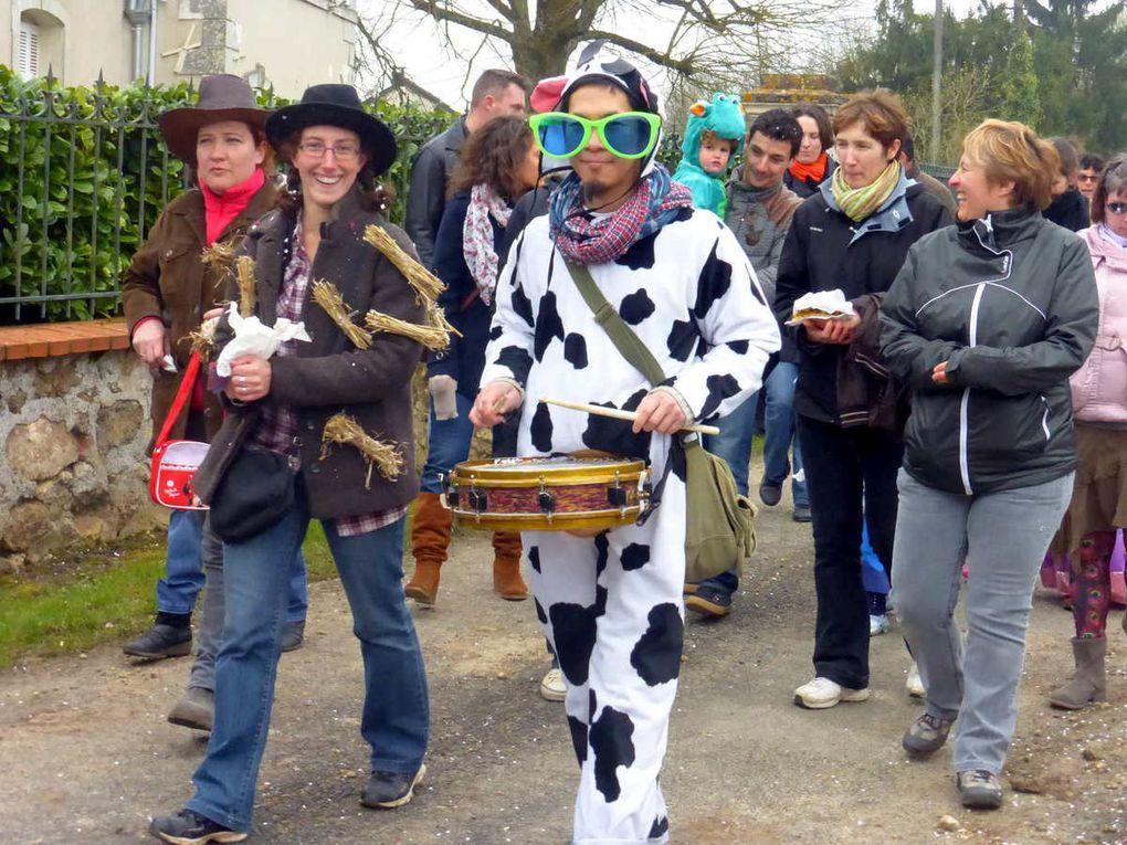 Carnaval à Bueil-en-Touraine