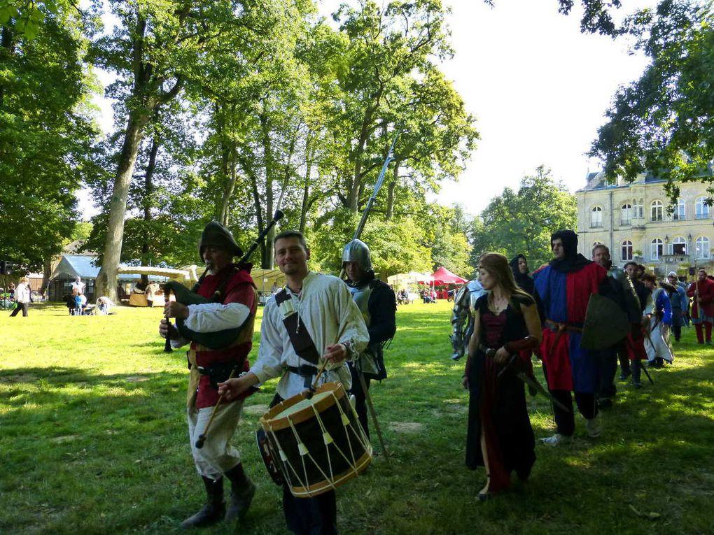 Jour de fête au Pays de Racan