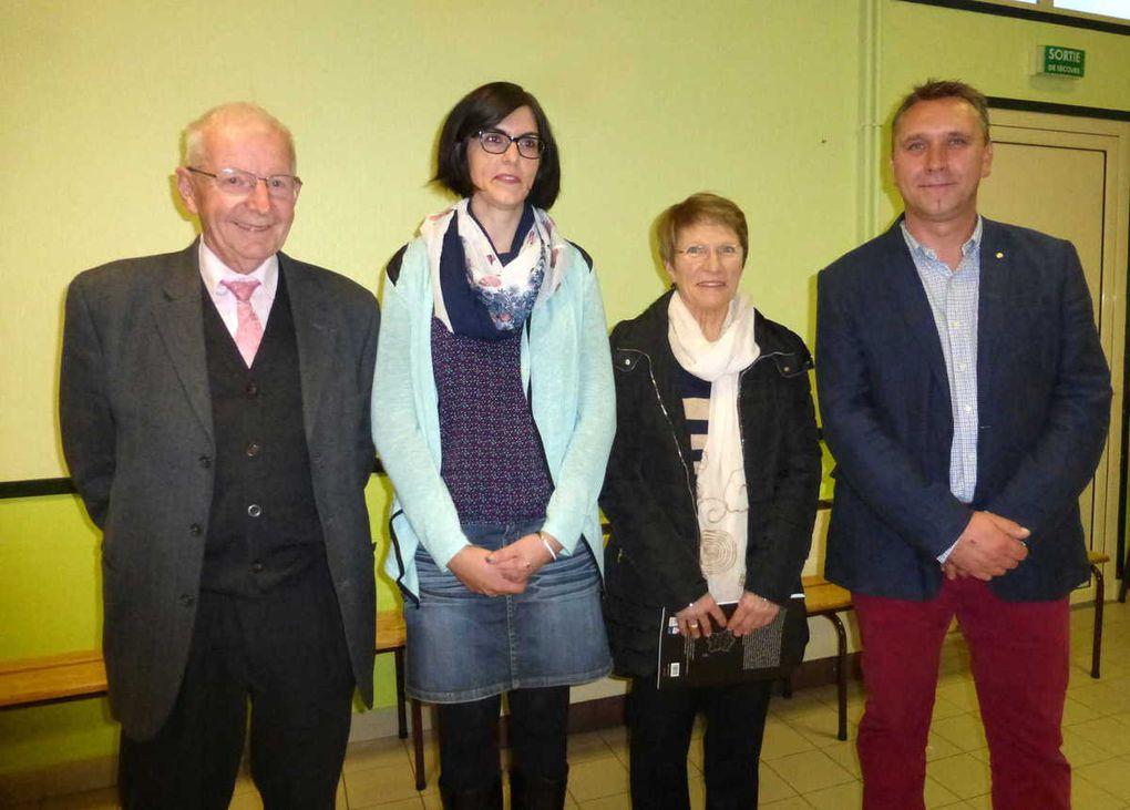 La secrétaire de mairie de Saint-Aubin part en retraite