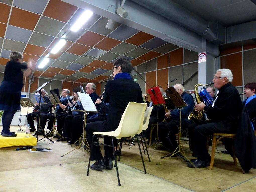 Apéritif-concert de la musique municipale de Saint-Christophe