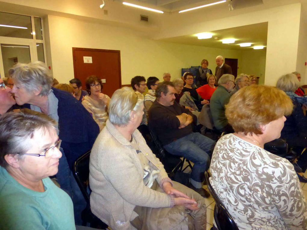 Un public nombreux pour assister à cette assemblée génrale