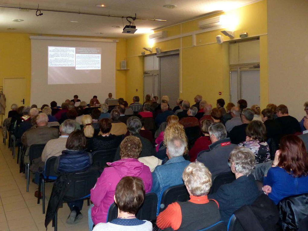 Un public très nombreux