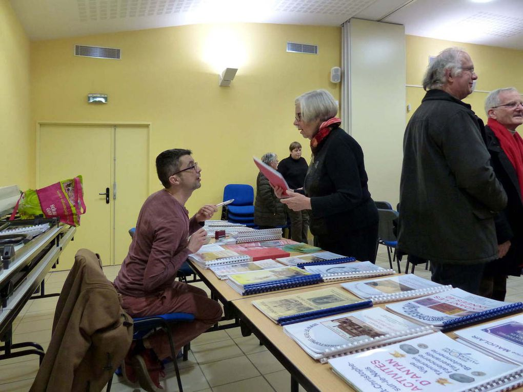 Vente des publications de l'association