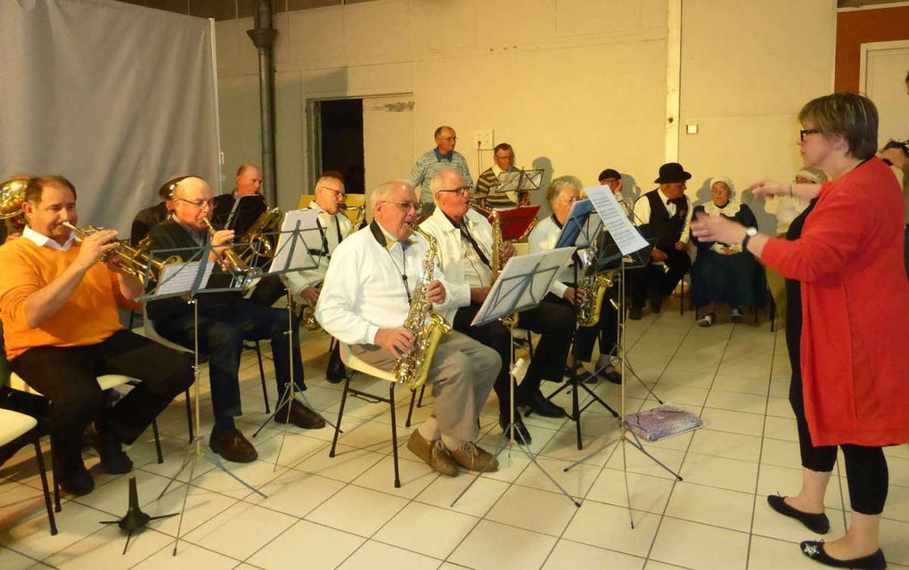 L'ensemble musical EMEDC