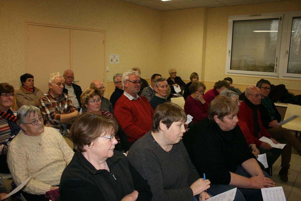 Le public intéressé par les activités de l'association