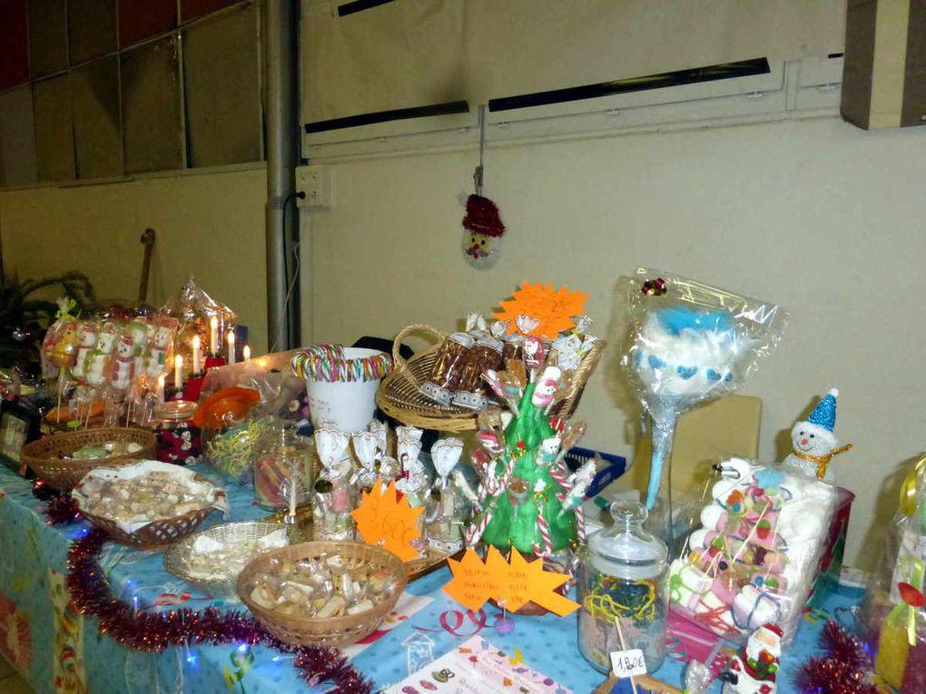 Marché de Noël de l'APE de Saint-Christophe