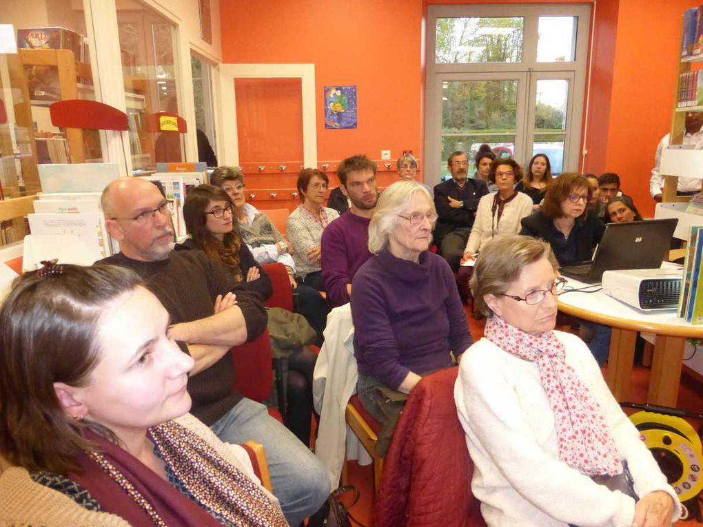 Un public très intéressé par le sujet