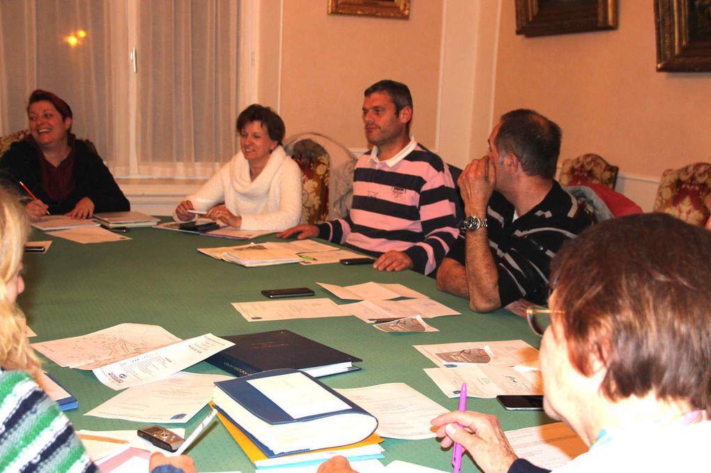 Compte-rendu de la réunion du conseil municipal de Saint-Christophe (28-04-17)