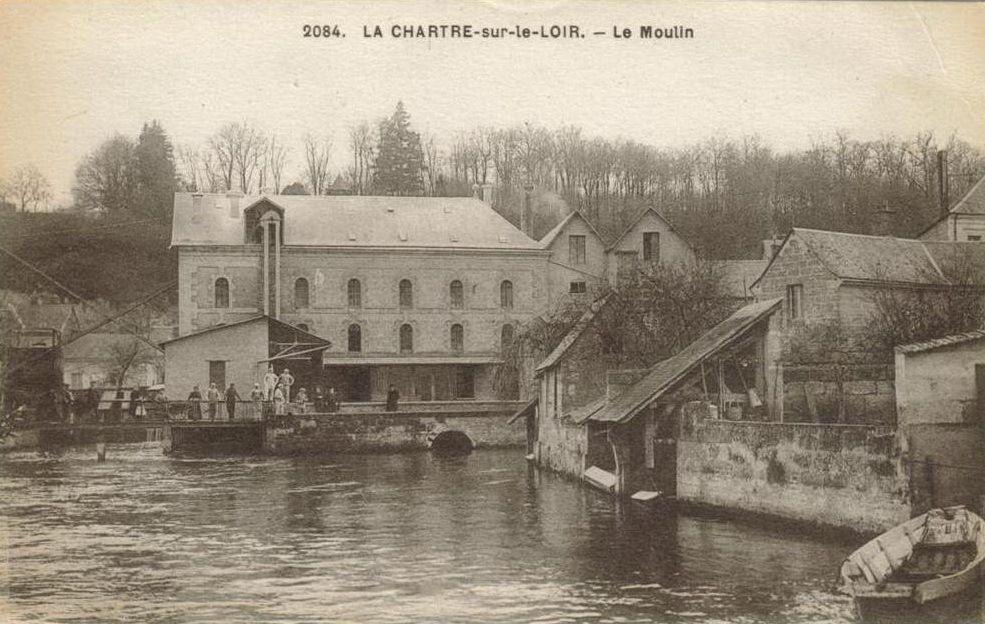 Visite découverte aux lampions de La Chartre-sur-le-Loir