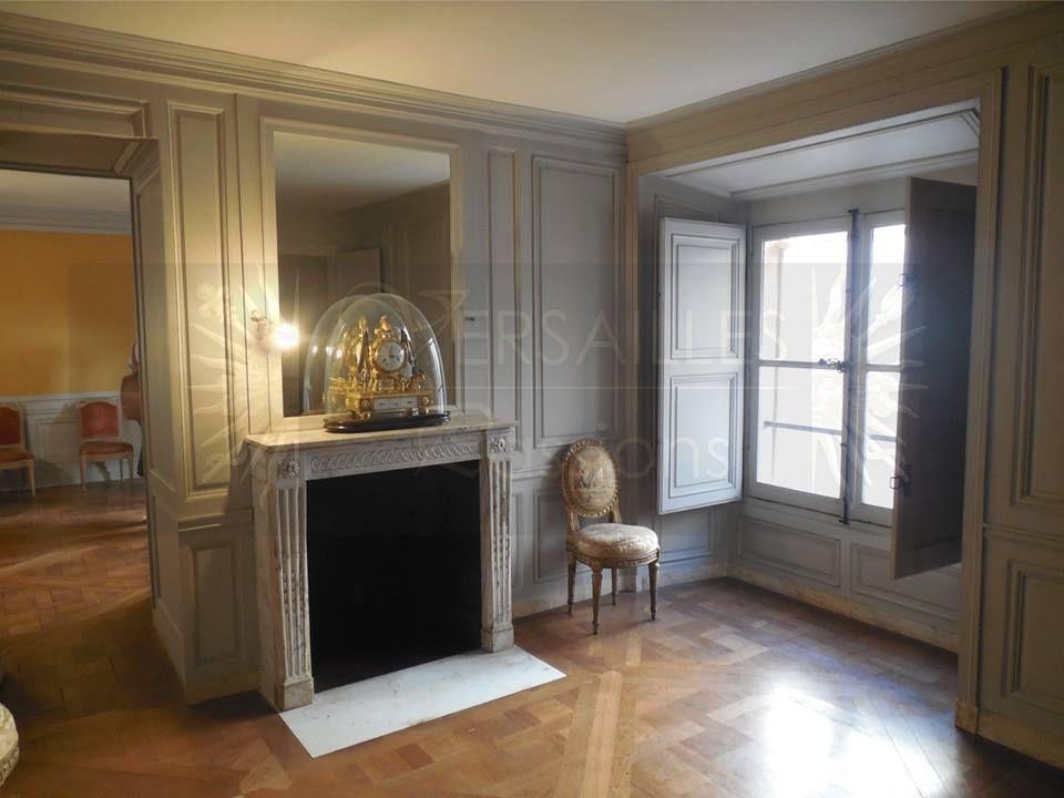 16 juillet 1789, Madame de Polignac, Gouvernante des Enfants de France, quitte Versailles