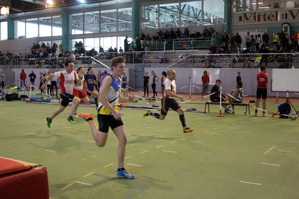 Championnats de Franche-Comté indoor Cadets à Séniors (Vittel, 24/01/16)