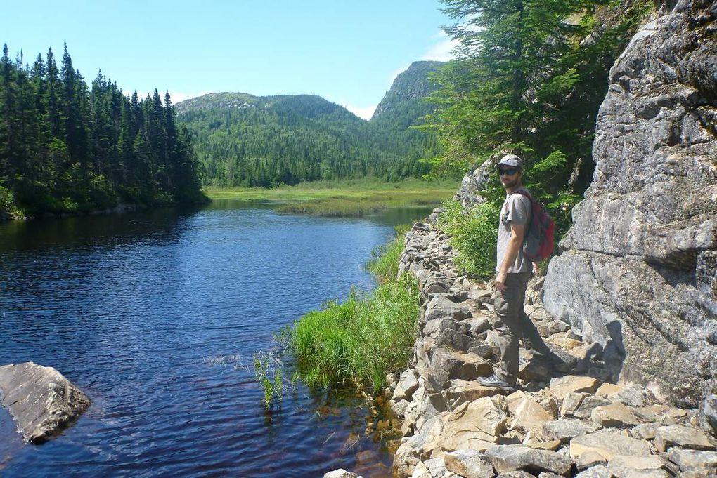 Canada : Celui qui randonnait au Fjord du Saguenay