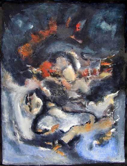 Madeleine Gautier Brun, Chaos