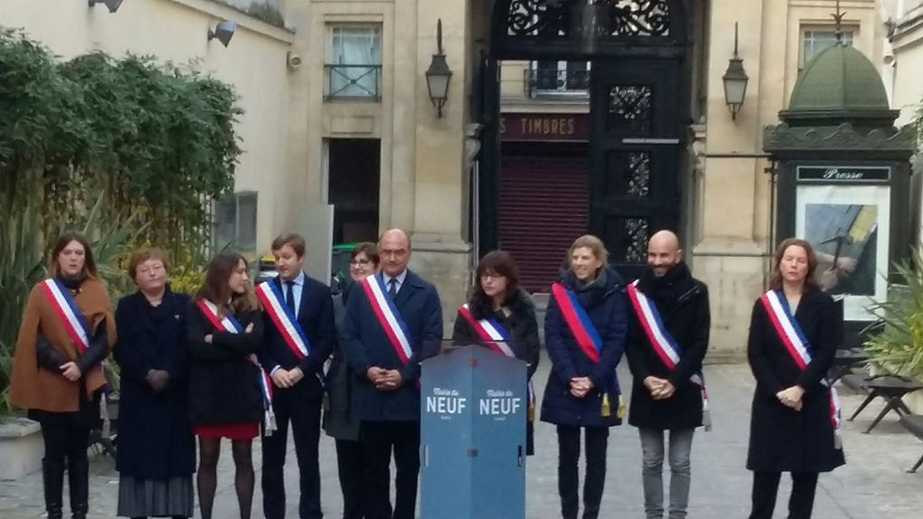 Commémorations du 11 novembre 2016 à Paris