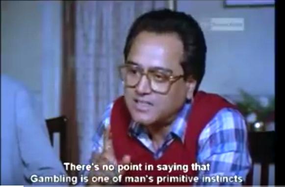Shakha proshakha, or how does one remain virtuous?