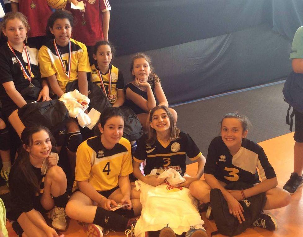 Participation des M11 au tournoi international de Alliance Nord