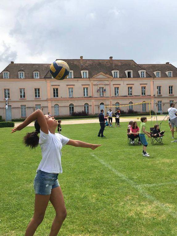 Tournoi parents - enfants Volley de Paray Morangis
