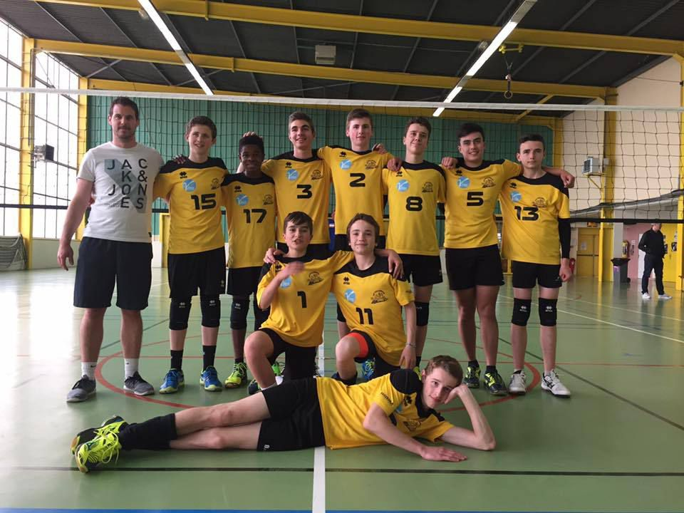 Résultat weekend du 13 &amp&#x3B; 14 Mai - AS Villebon Volleyball
