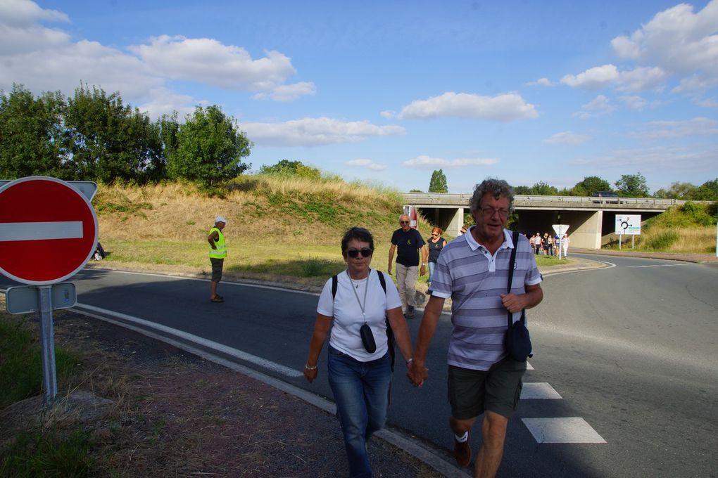 Marche de la St Laurent du 10 août 2016