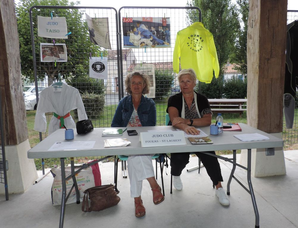 Forum des associations - samedi 3 septembre