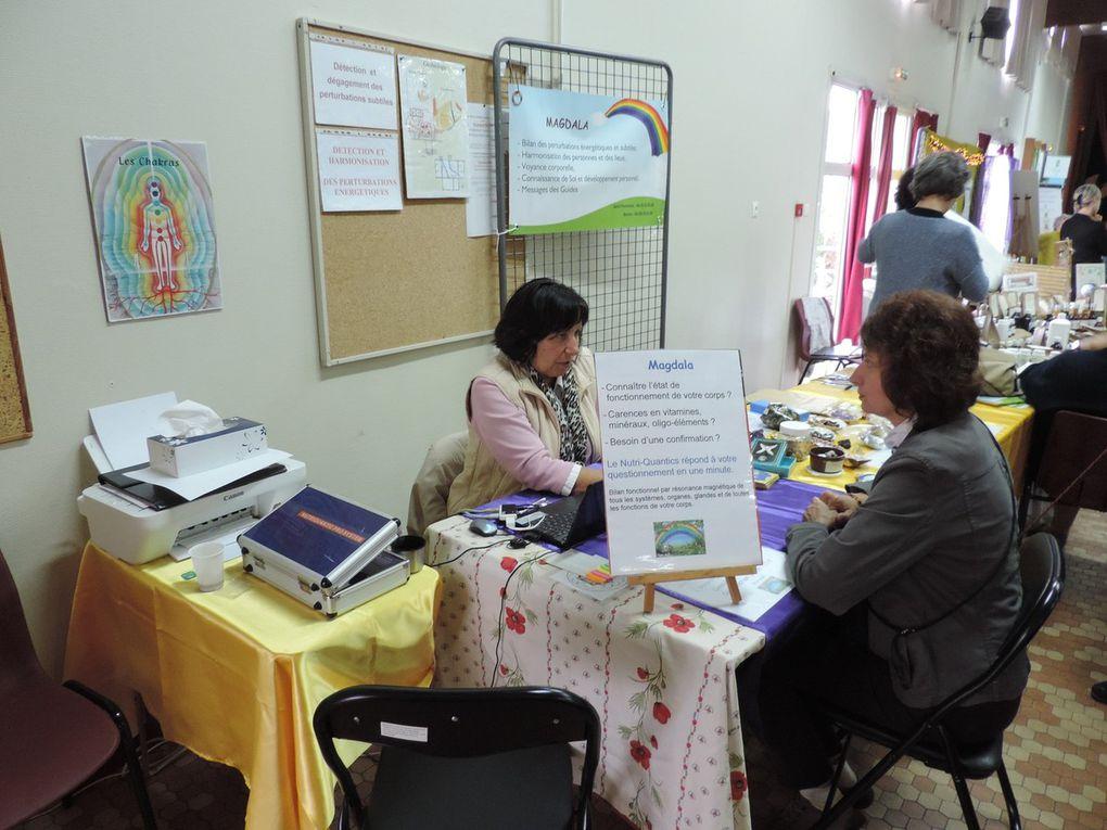 8 et 9 octobre - Salon du bien-être