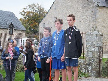 Cross UNSS du district