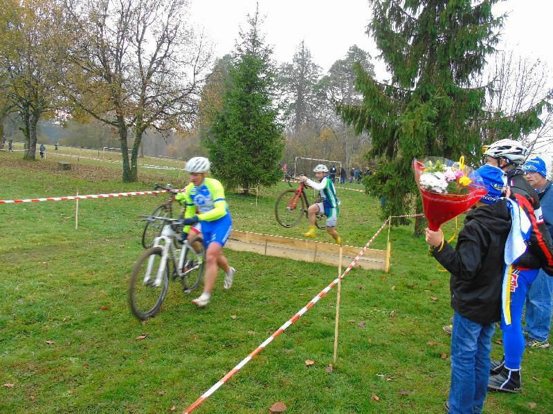 Photos Cyclo-cross de Charnoz 28-11-2015