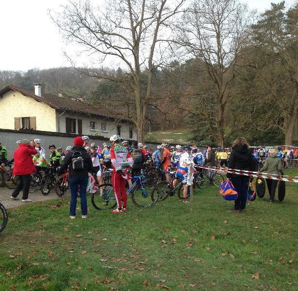 Photos Cyclo-cross de la Bachasse 2016