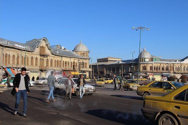 Hamadan - Mausolé d'Etelle et Mordekhay