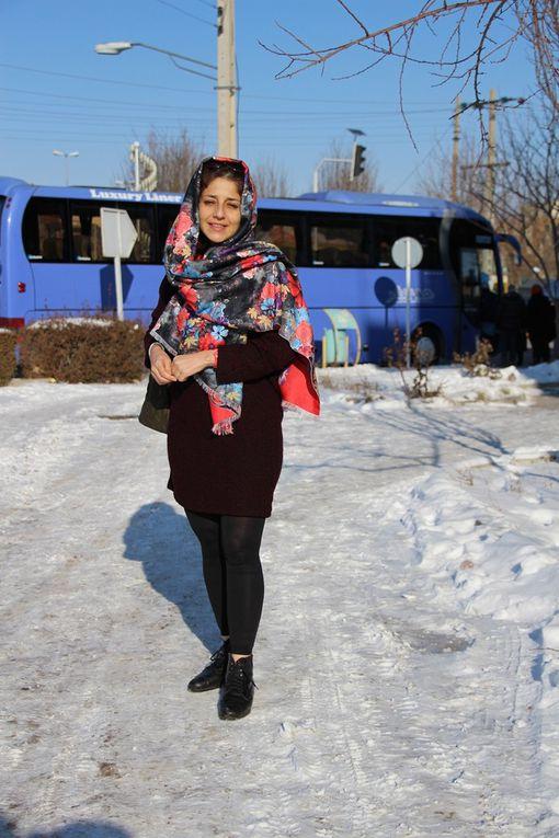 Voyage très émouvant à mon pays natal IRAN décembre 2015/ janvier 2016
