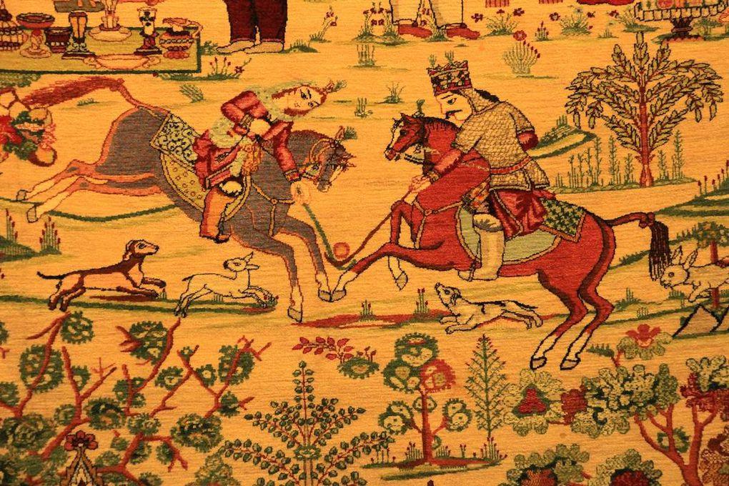 Téhéran - Musée du tapis