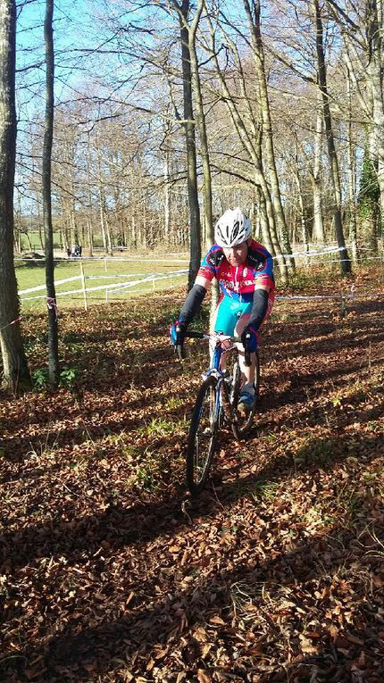 Cyclo cross de Mortrée