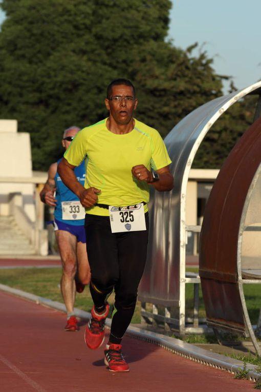 2ème série du 5000 m par François.