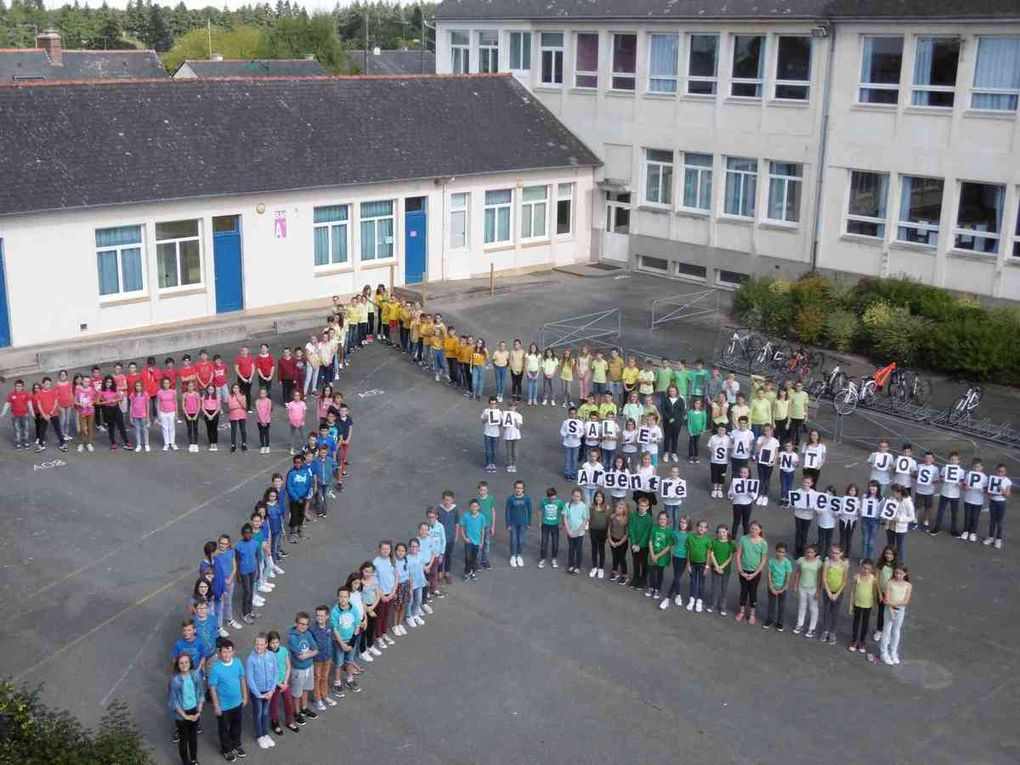 50 ans d'existence pour Le Collège La Salle St Joseph