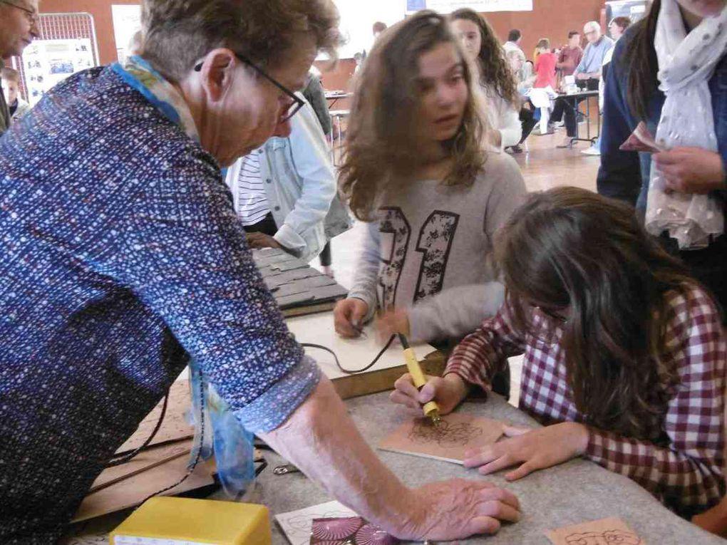 Ateliers « outils en main » pour les élèves de 6ème