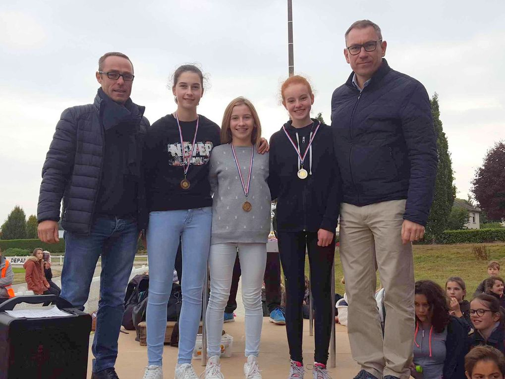 Cross inter classes du jeudi 13 octobre