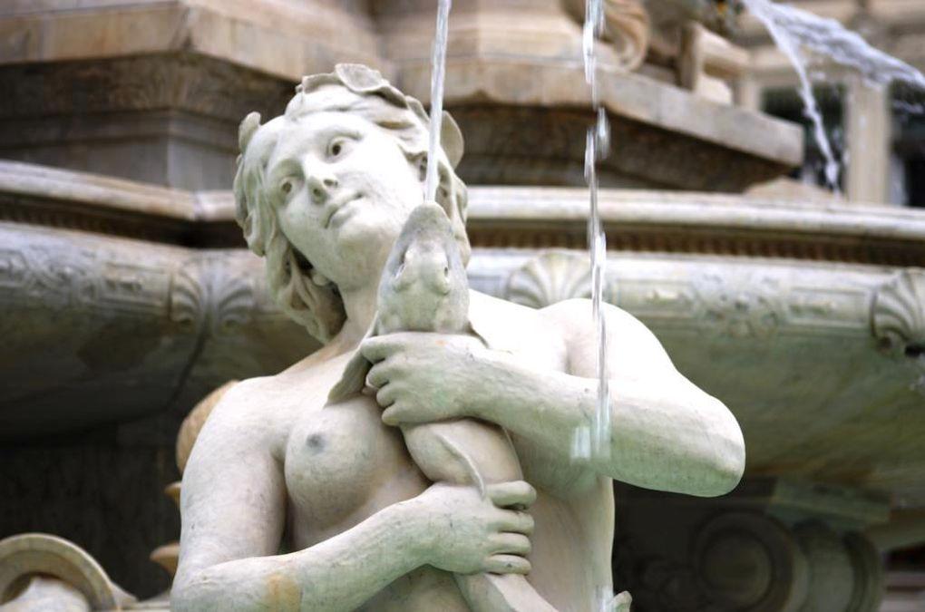 La fontaine des Jacobins