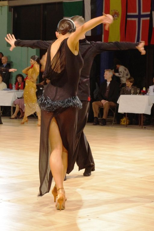 32ème tournoi international de danse sportive de Maisons-Laffitte