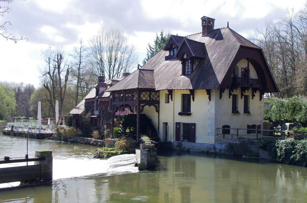 Images du moulin