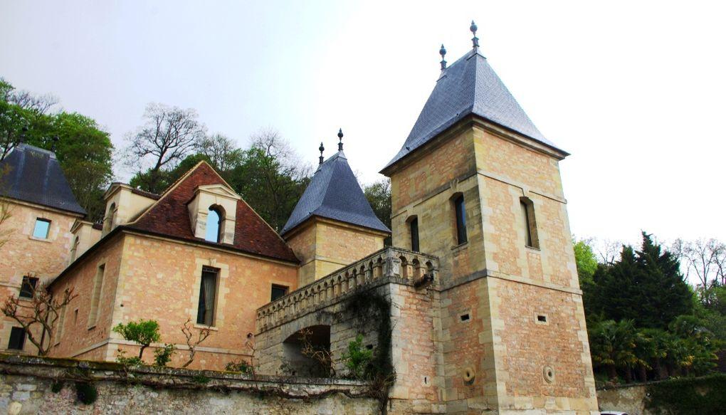Images exterieures du château