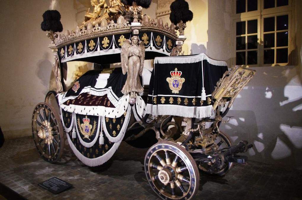 Une des plus grandes collections de carrosses en Europe