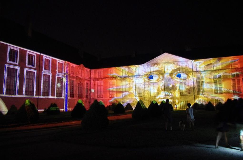 Chartres en lumières, les monuments de la ville illuminés