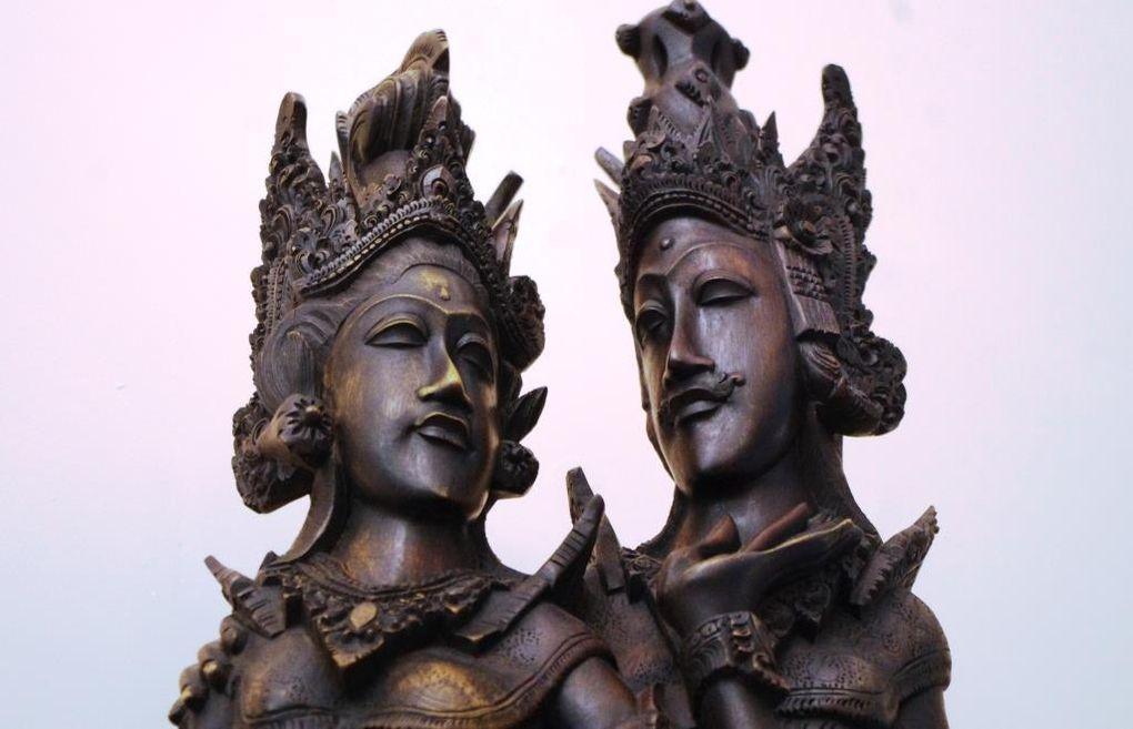 L'art indonésien en exposition au Pavillon Dauphine