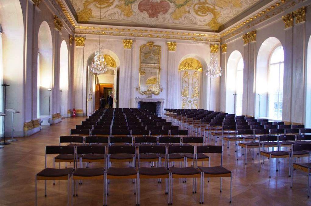 Le château de Charlottenburg et ses oeuvres