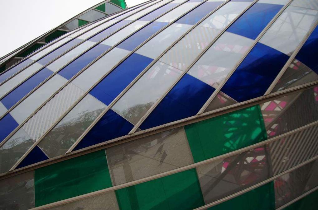 Quelques images de l'édifice